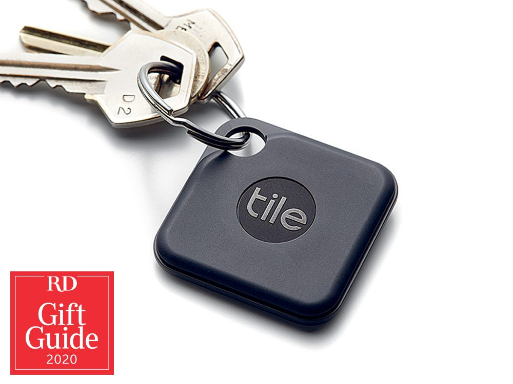 Canadian gifts - holiday gift guide - Best Buy Tile Bluetooth Tracker