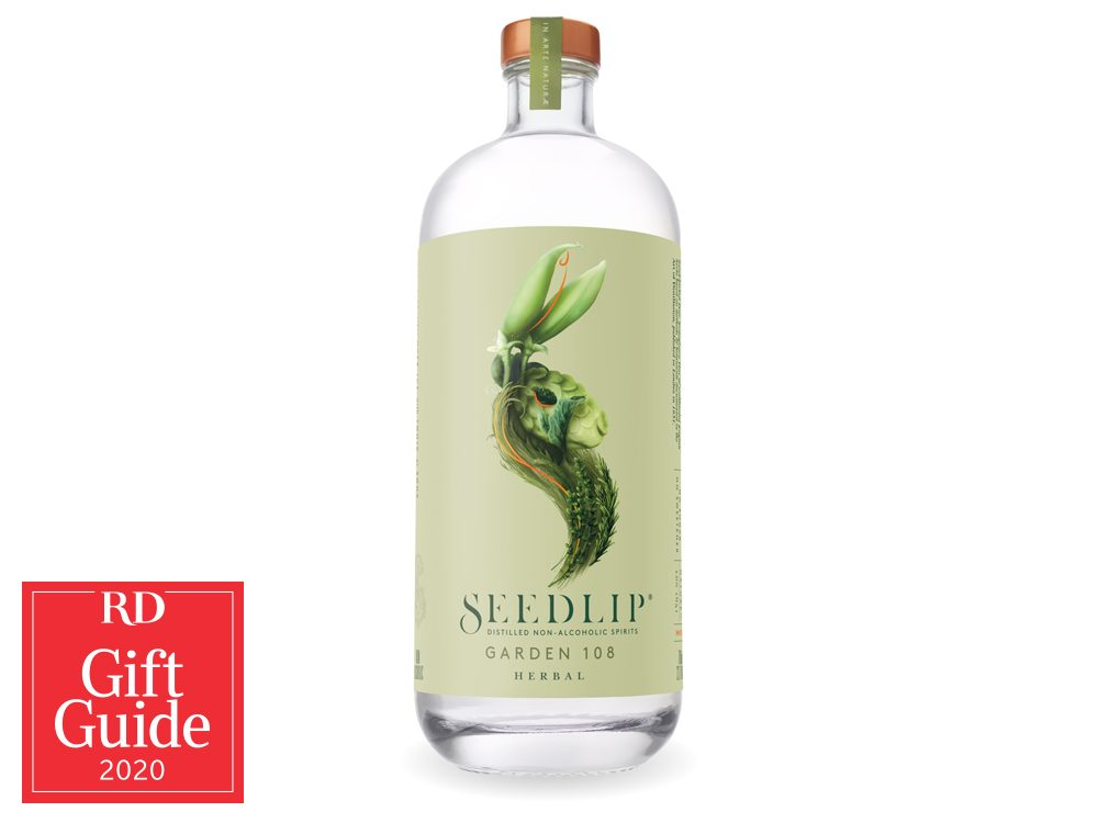 Canadian gifts - holiday gift guide - Seedlip distilled non-alcoholic spirits