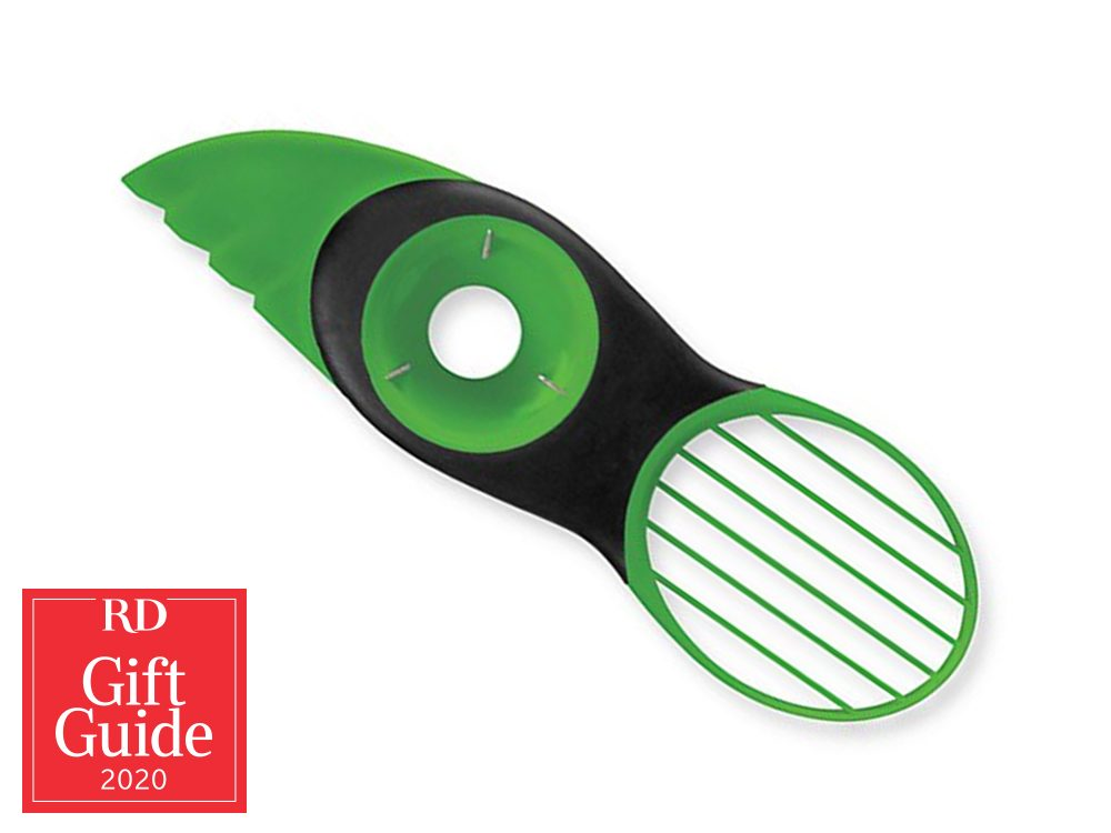 Canadian gifts - holiday gift guide - Oxo Good Grips 3-in-1 avocado tool