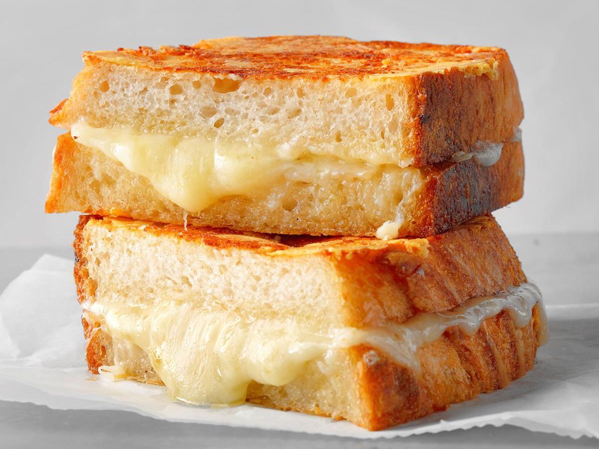 Common toaster mistakes - Best ever grilled cheese