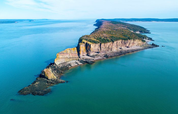 Day trips from Halifax - Cape Split