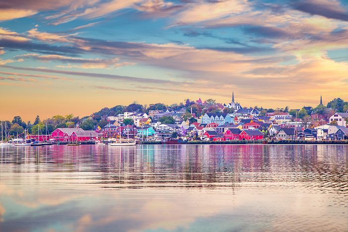 Day trips from Halifax - Lunenberg