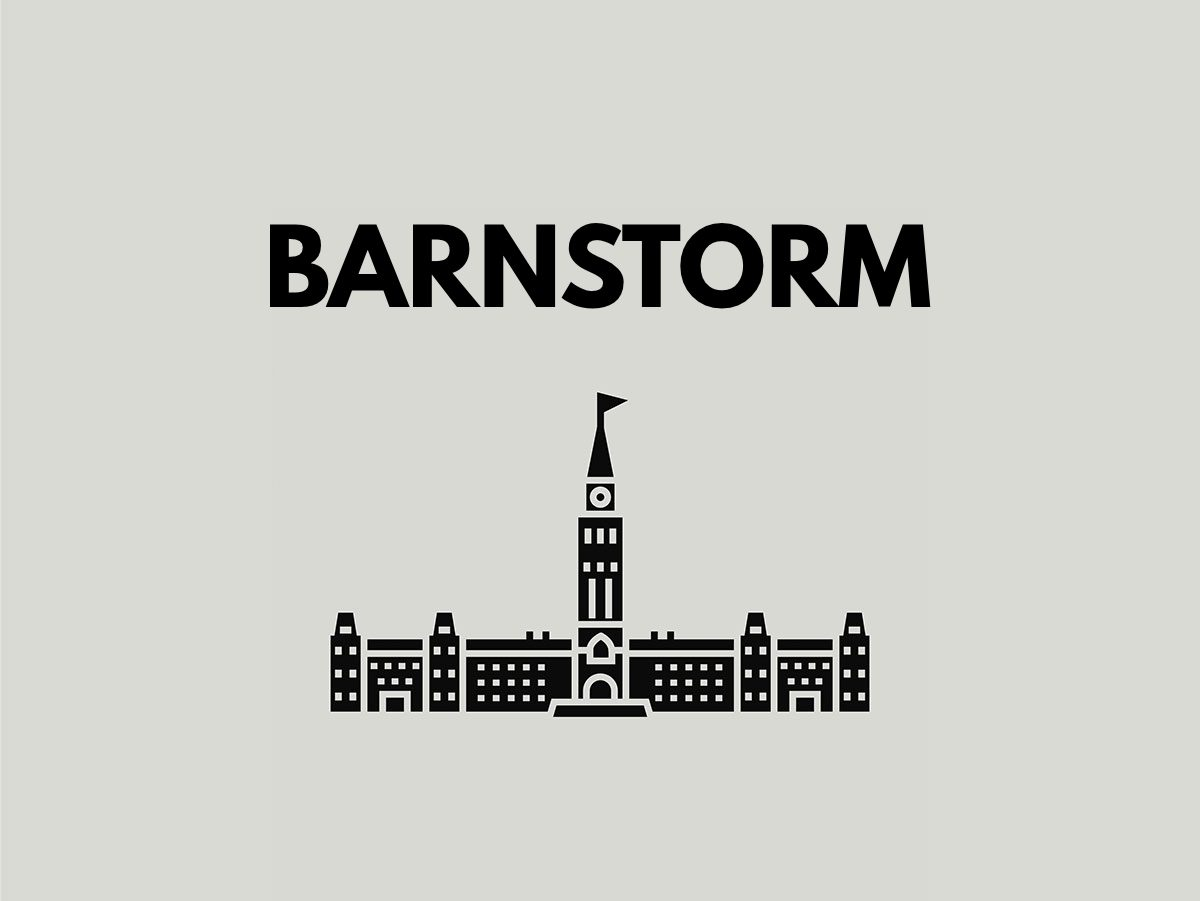 Election terms: barnstorm