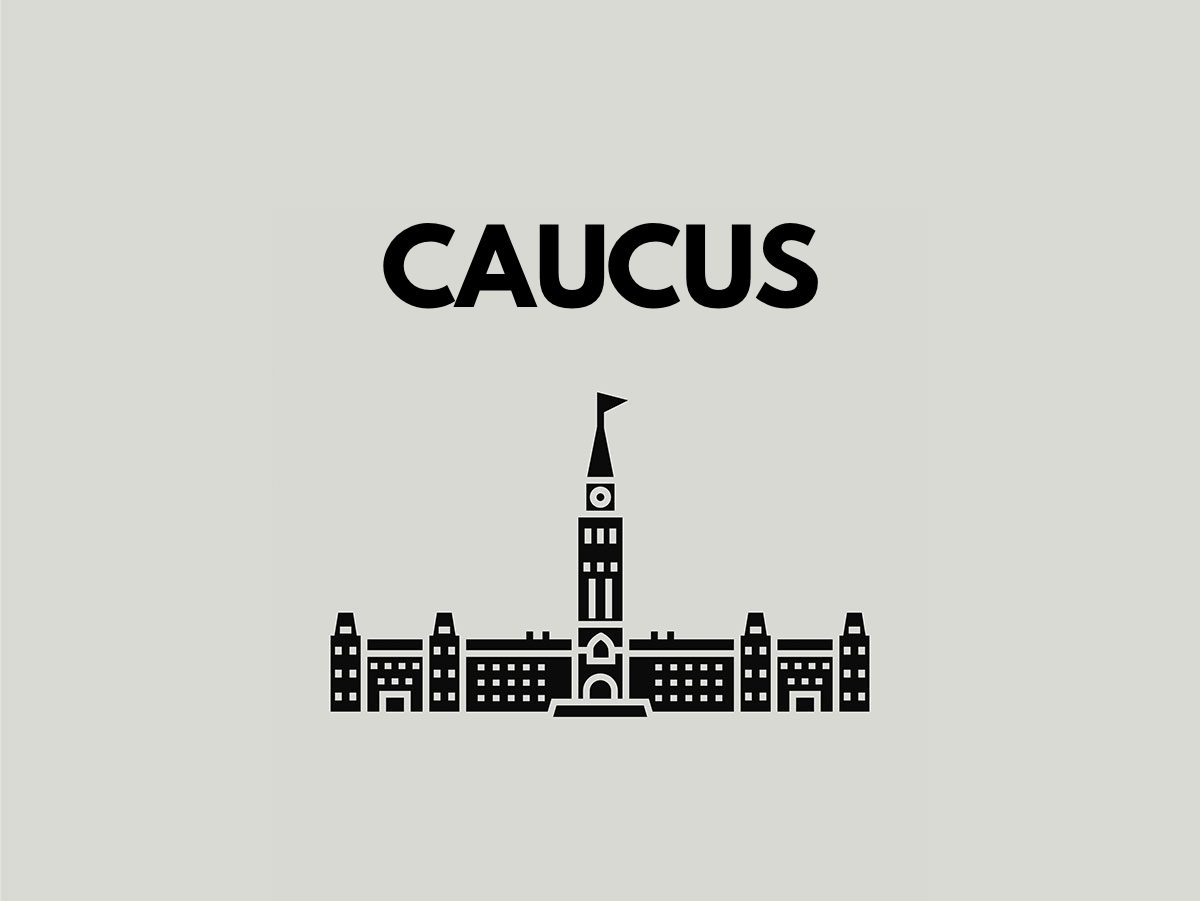 Election terms: caucus