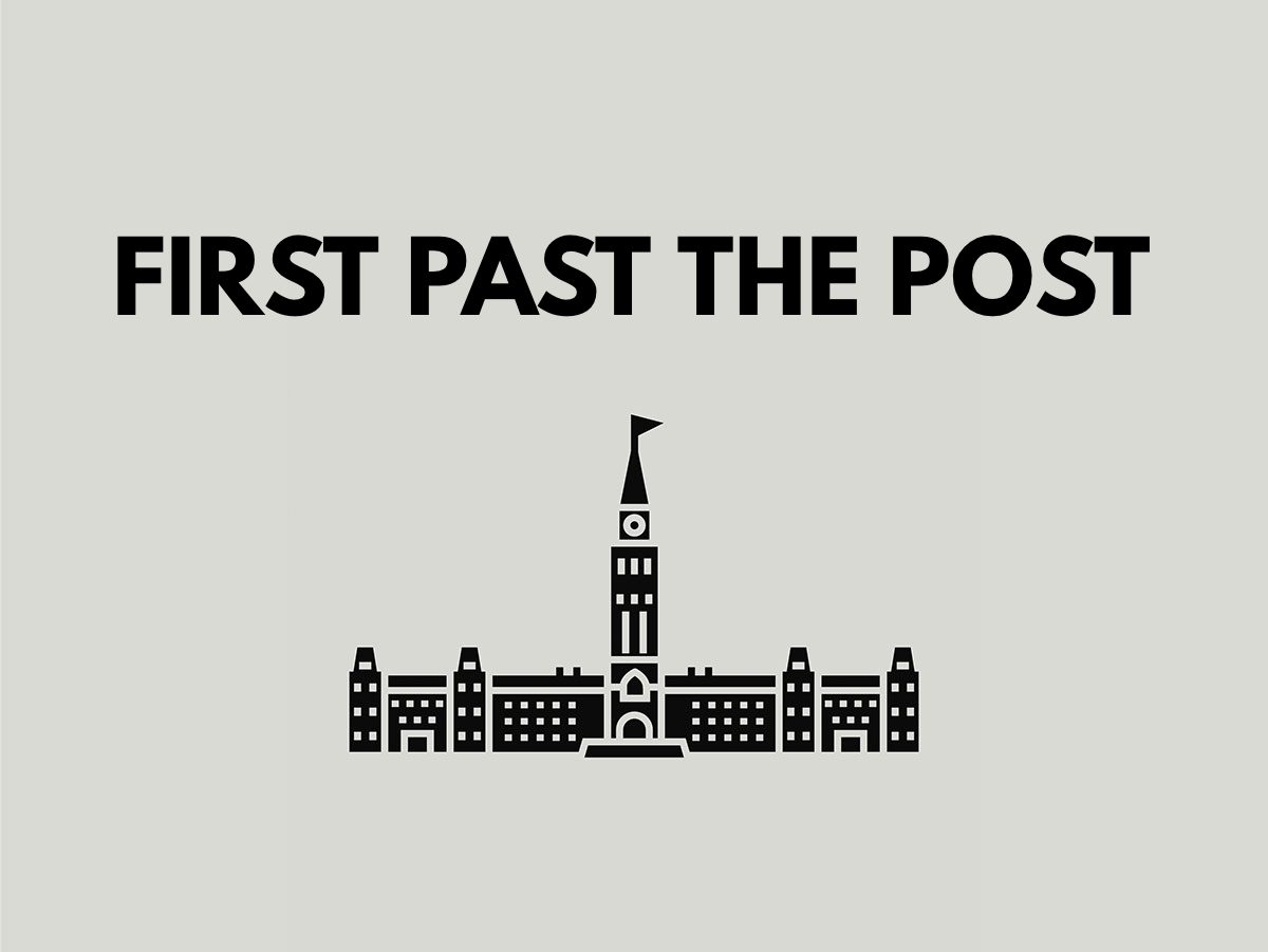 Election terms: first past the post