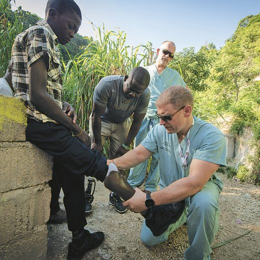 I Volunteered at a Hospital in Haiti After the Earthquake. It Changed My Life
