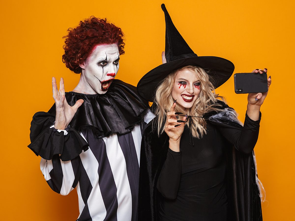 What to do on Halloween during COVID-19 - adult Halloween costumes