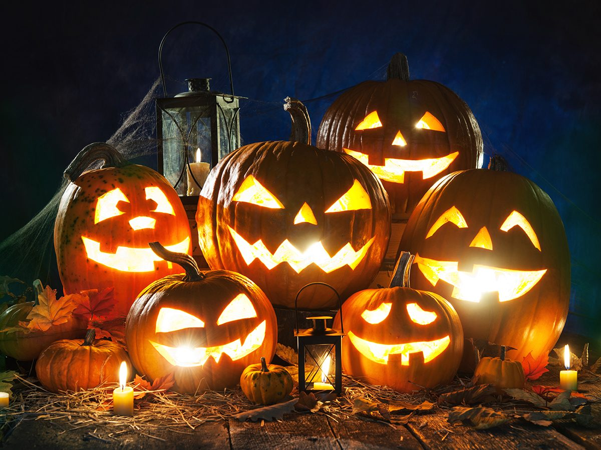 What to do on Halloween during COVID-19 - carve jack-o'-lanterns