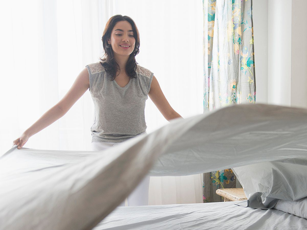 Best chore based on zodiac sign - making bed