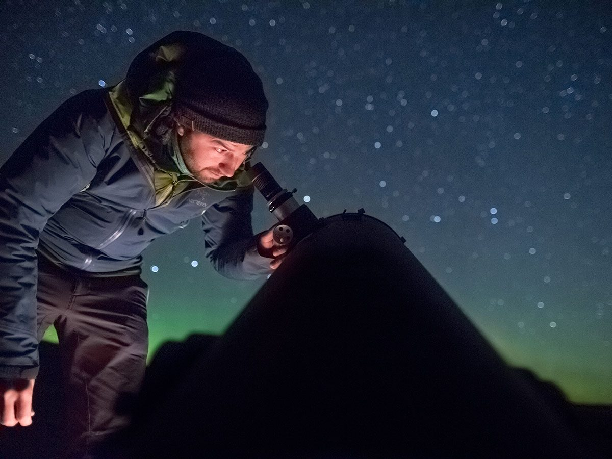 Best places to stargaze in Canada - Grasslands National Park