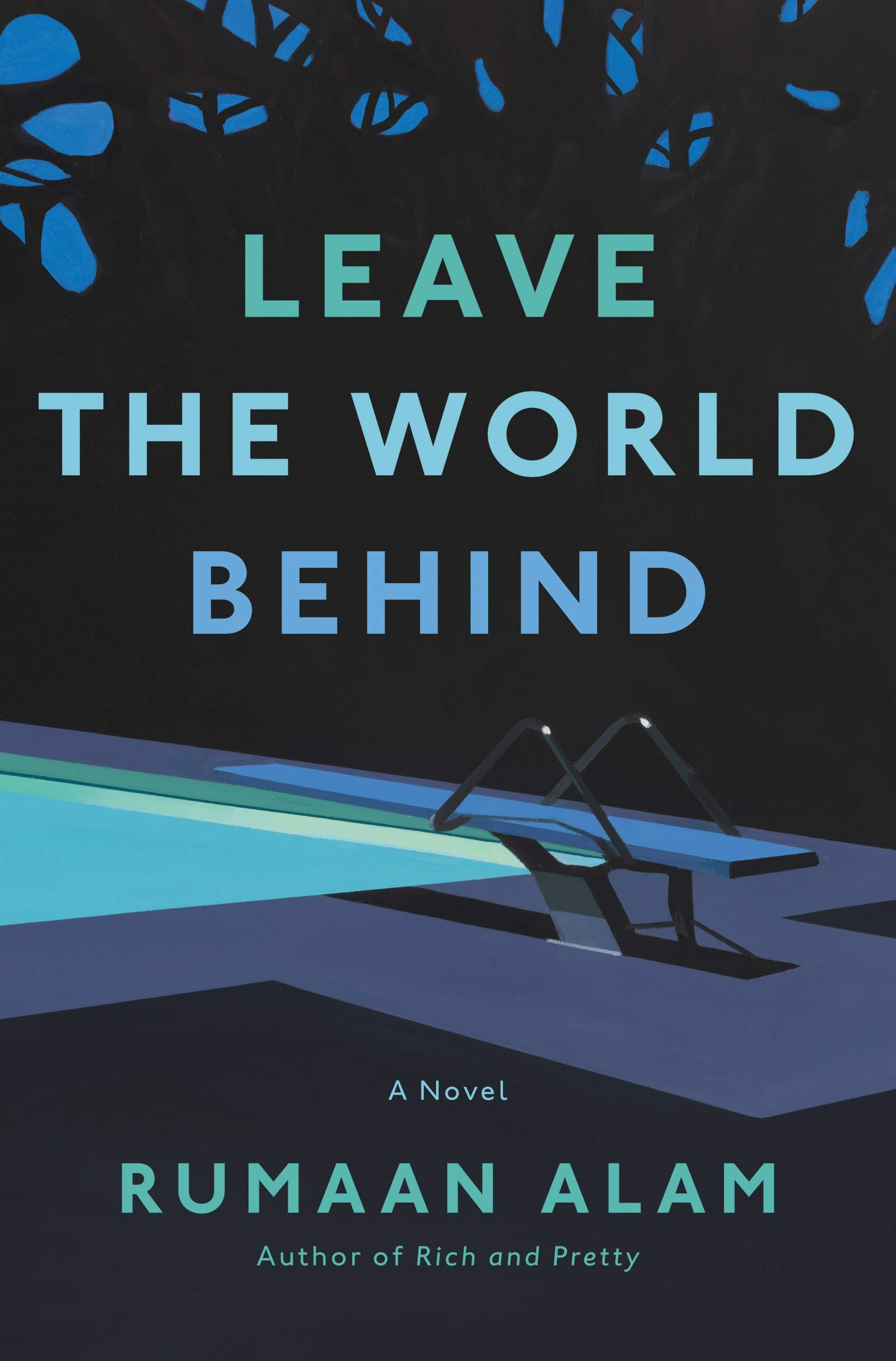 Leave the World Behind Book