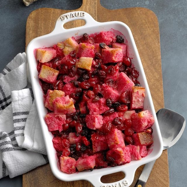 Scalloped Cranberries