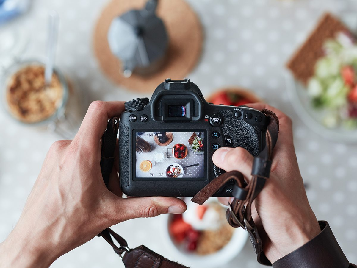 Best hobby for your zodiac - Photography