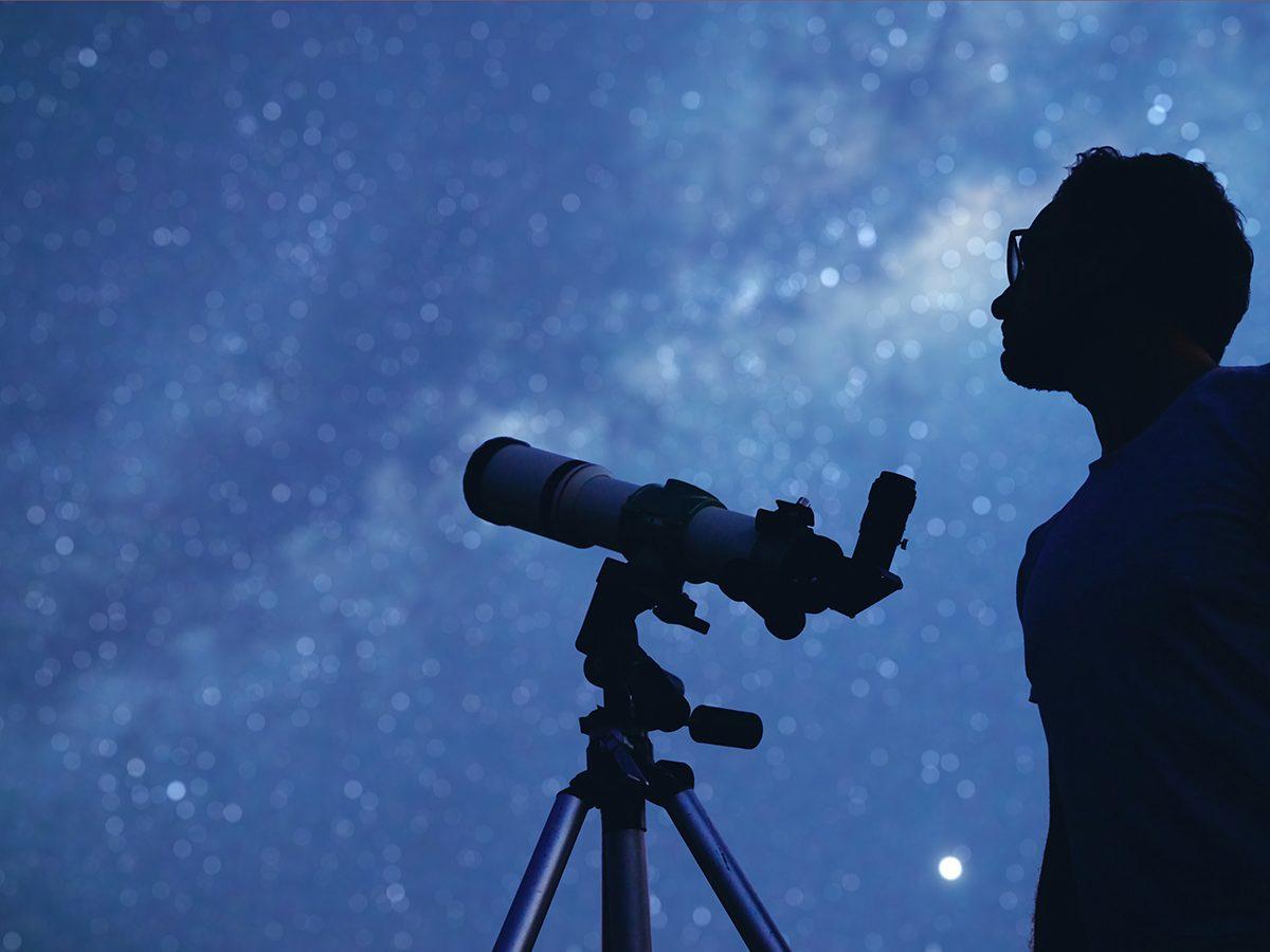 Best hobby for your zodiac - Stargazing