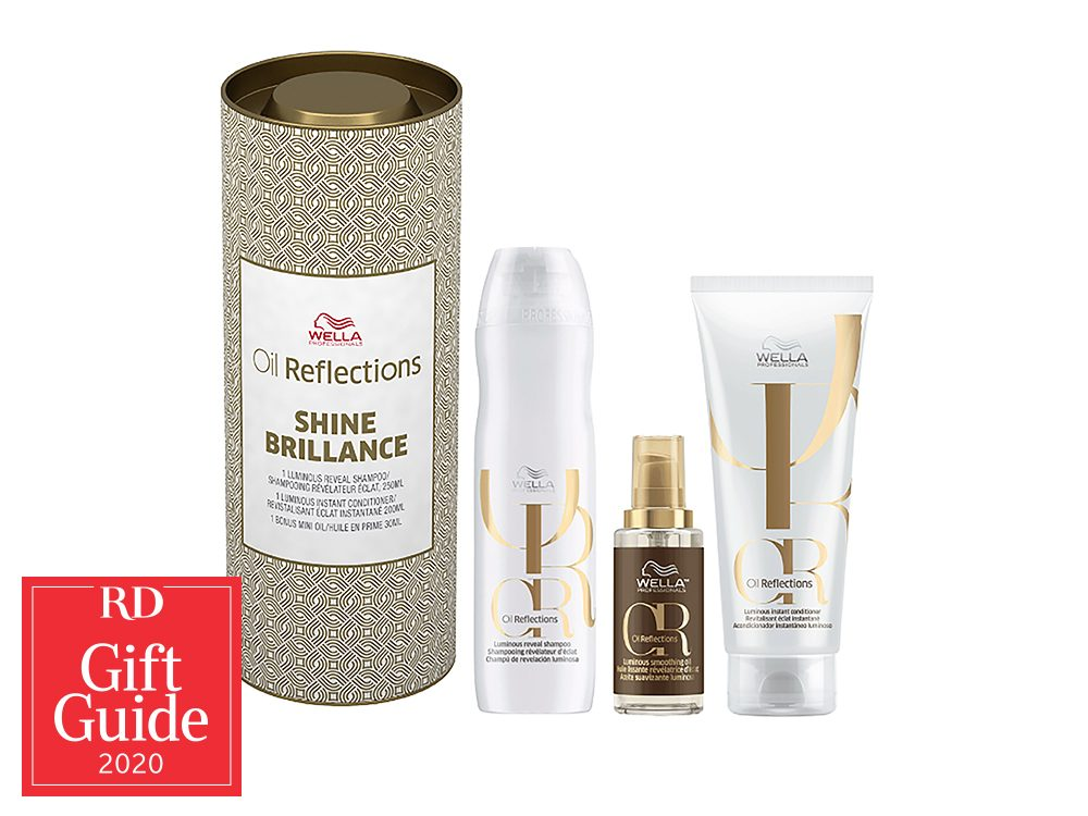 Canadian Gift Guide - Wella Professionals Shine holiday gift set
