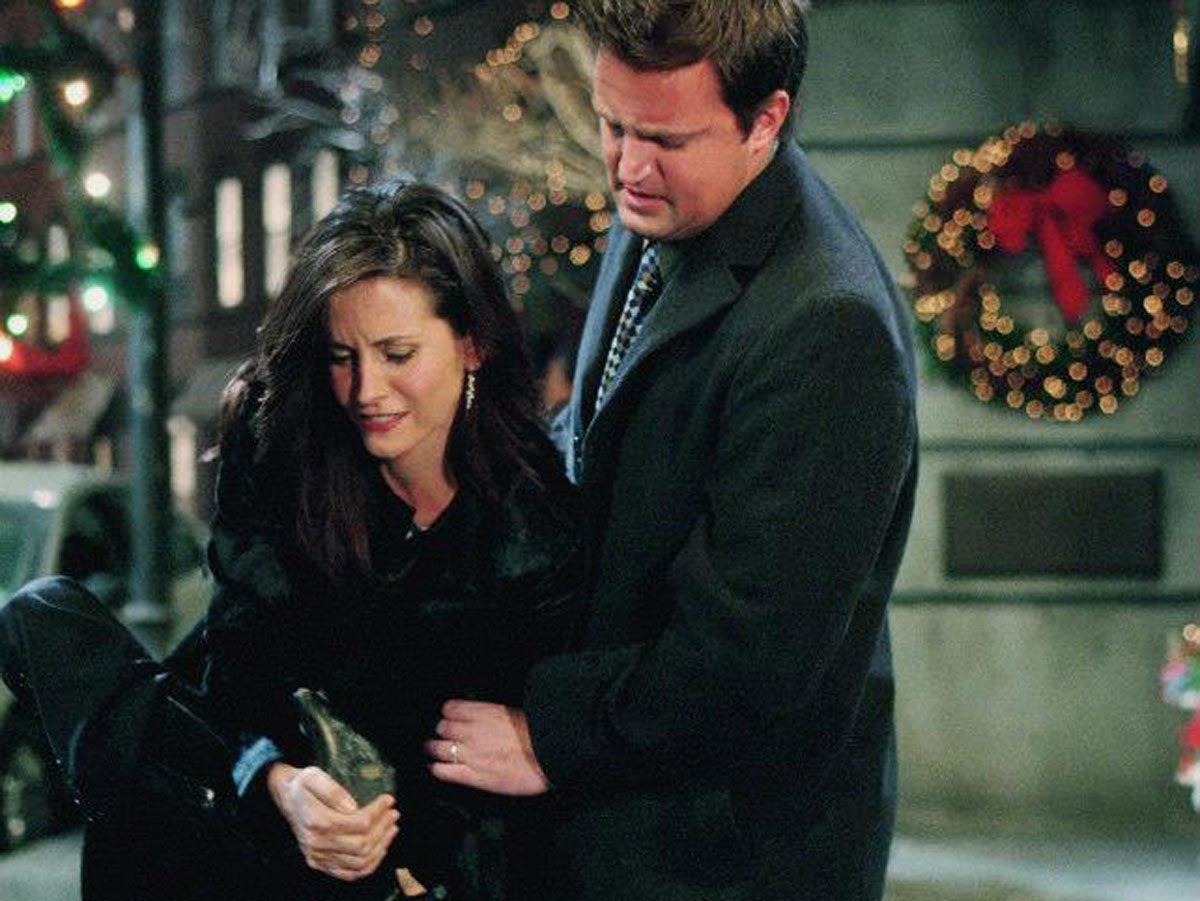 Friends - The One with Monica's Boots