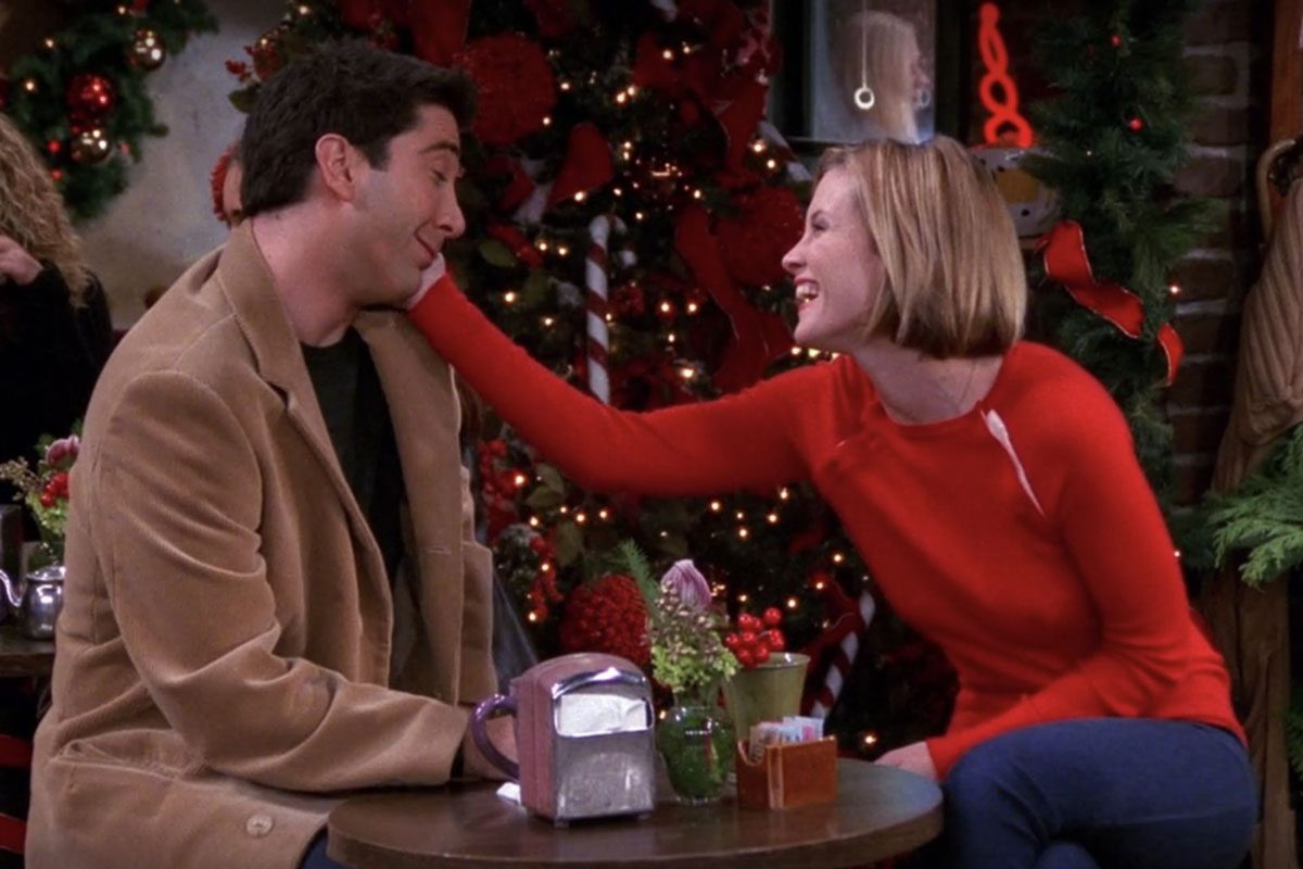 Friends - The One with the Creepy Holiday Card