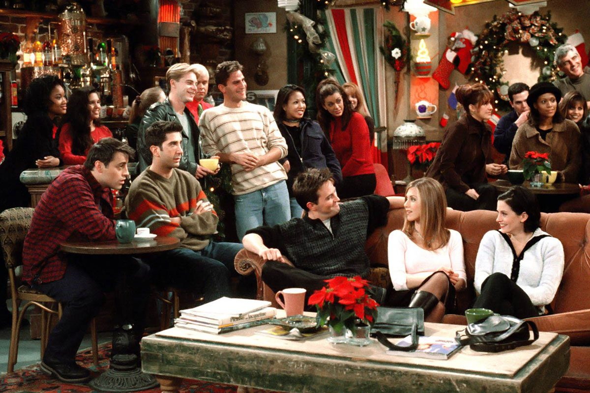 Friends - The One with the Girl From Poughkeepsie