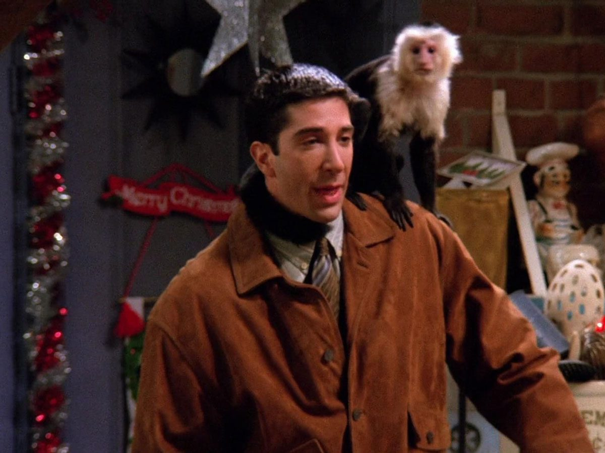 Friends - The One with the Monkey