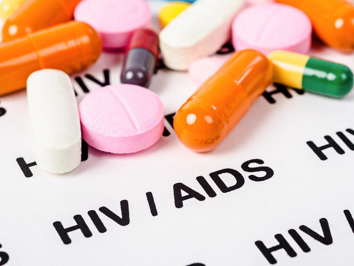 HIV/AIDS medications