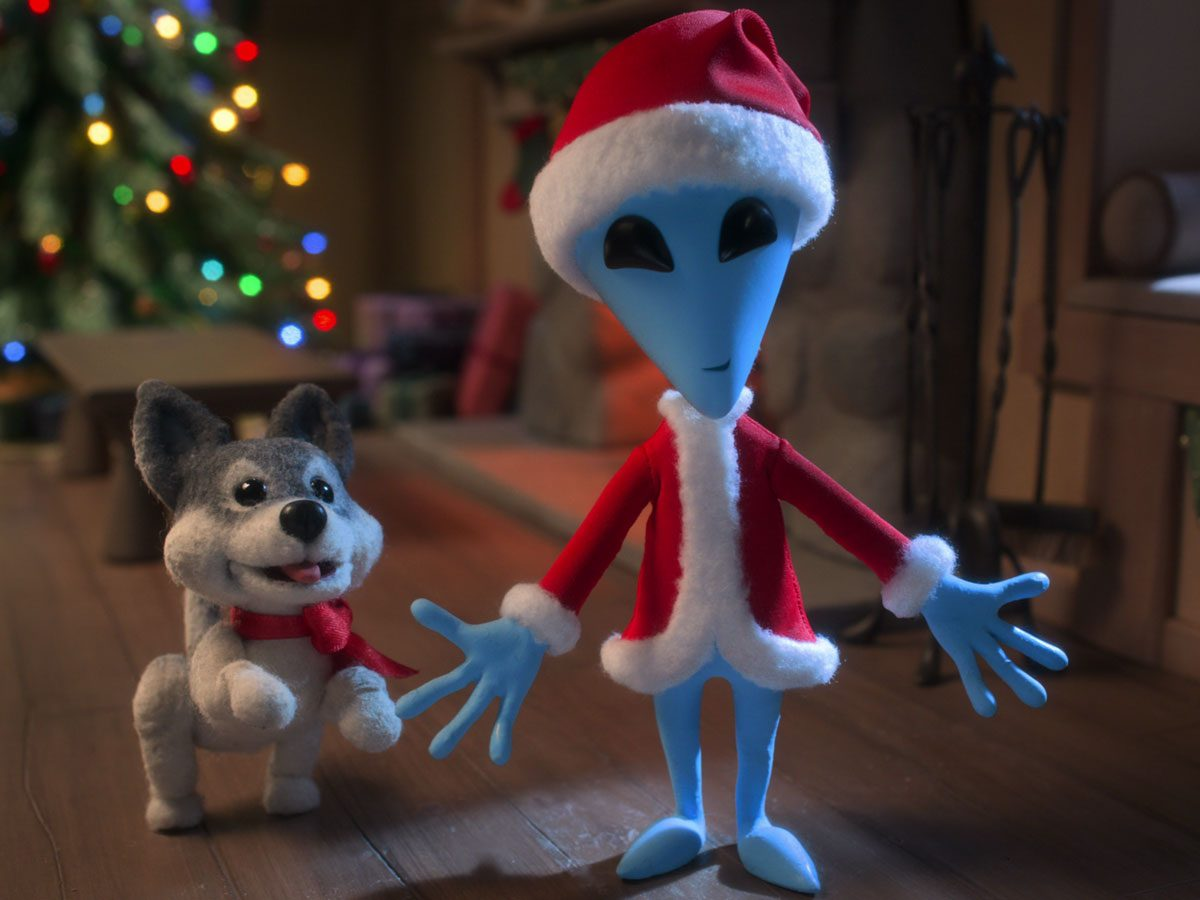 Christmas movies on Netflix Canada - Alien Xmas