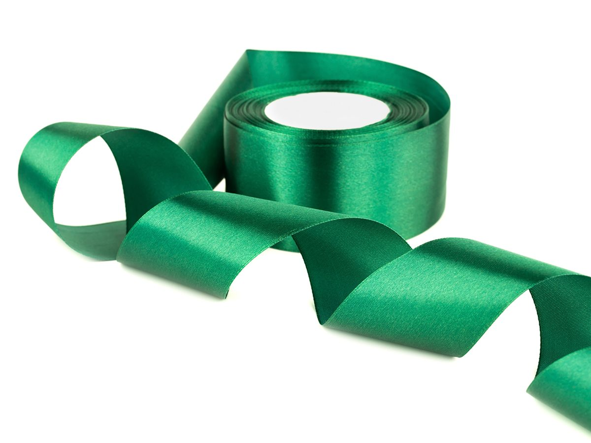 How to lose weight without exercise - spool of ribbon