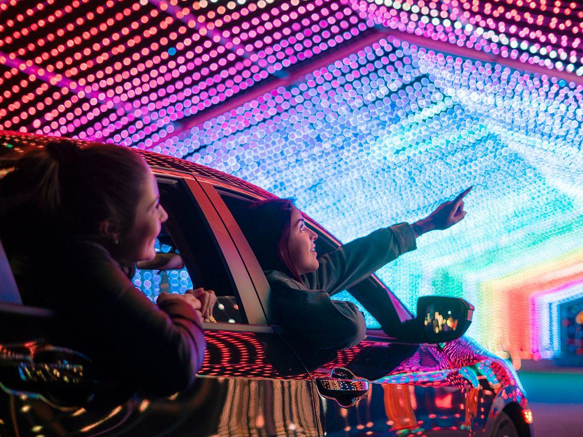 Illumi Christmas lights festival