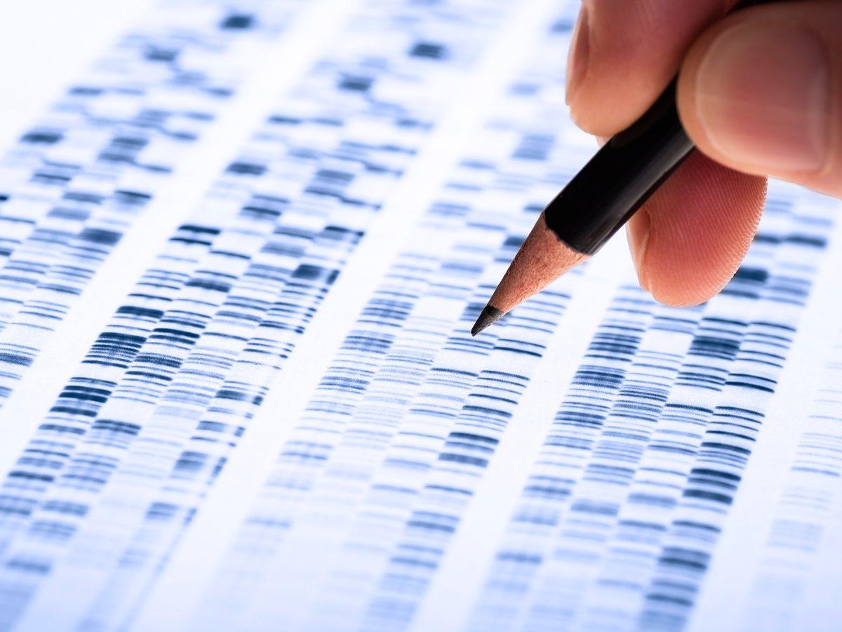 Genetic scientist