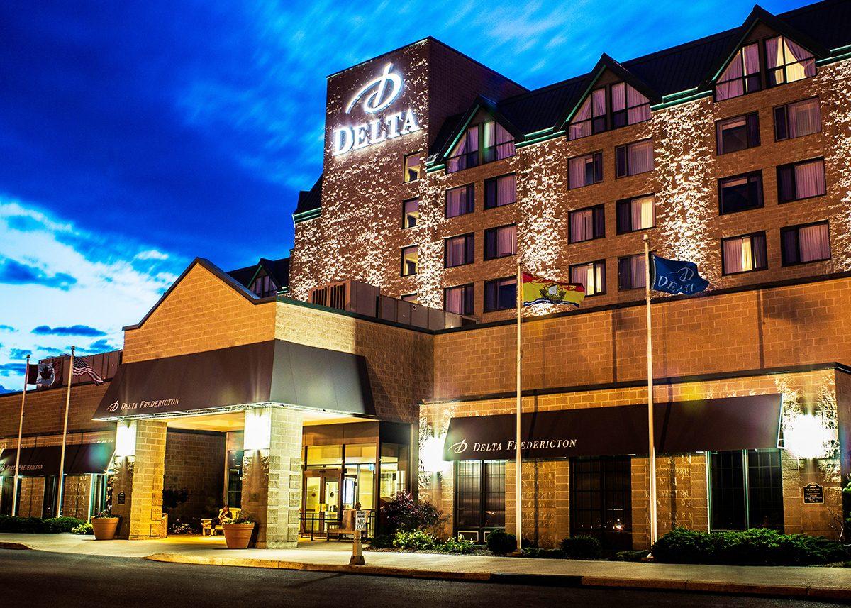 Weekend getaways - Delta Hotel Fredericton