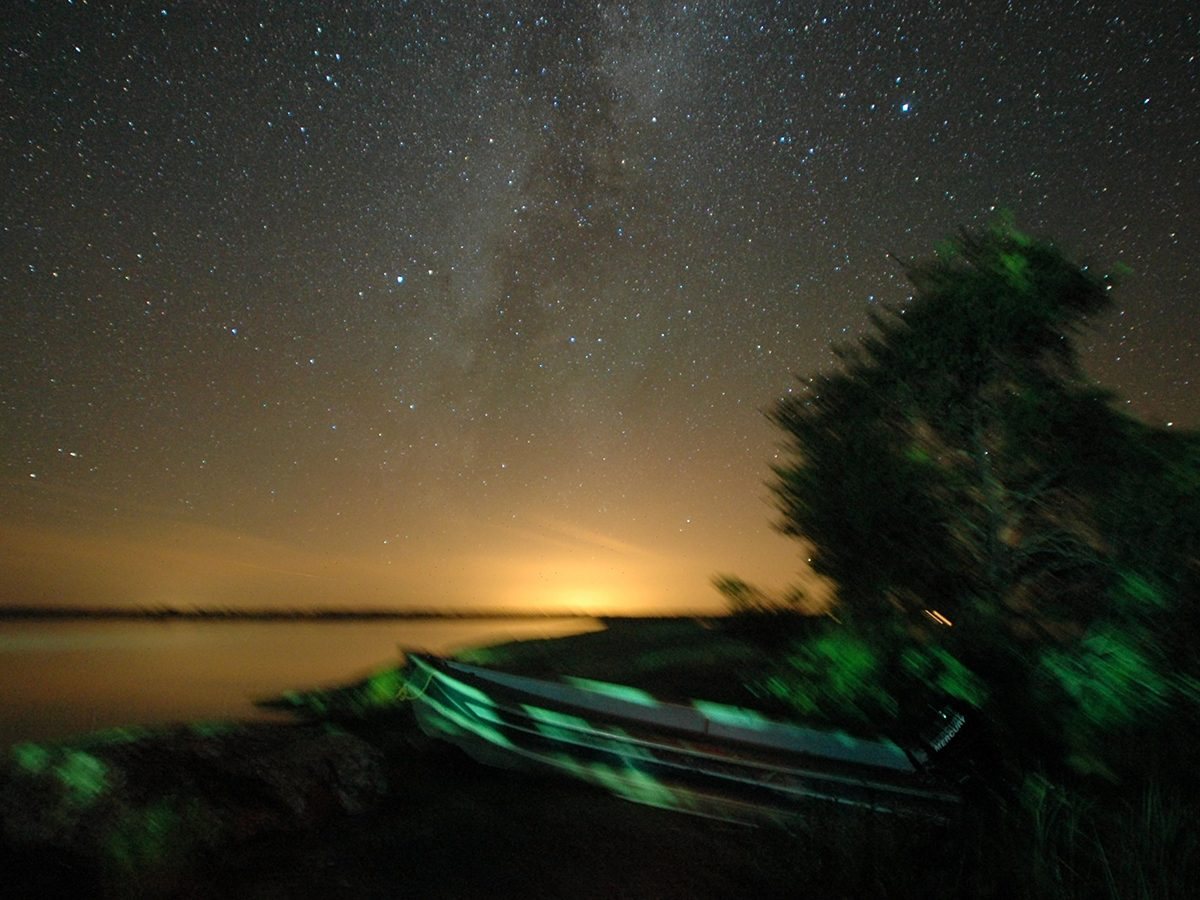 Best places to stargaze in Canada