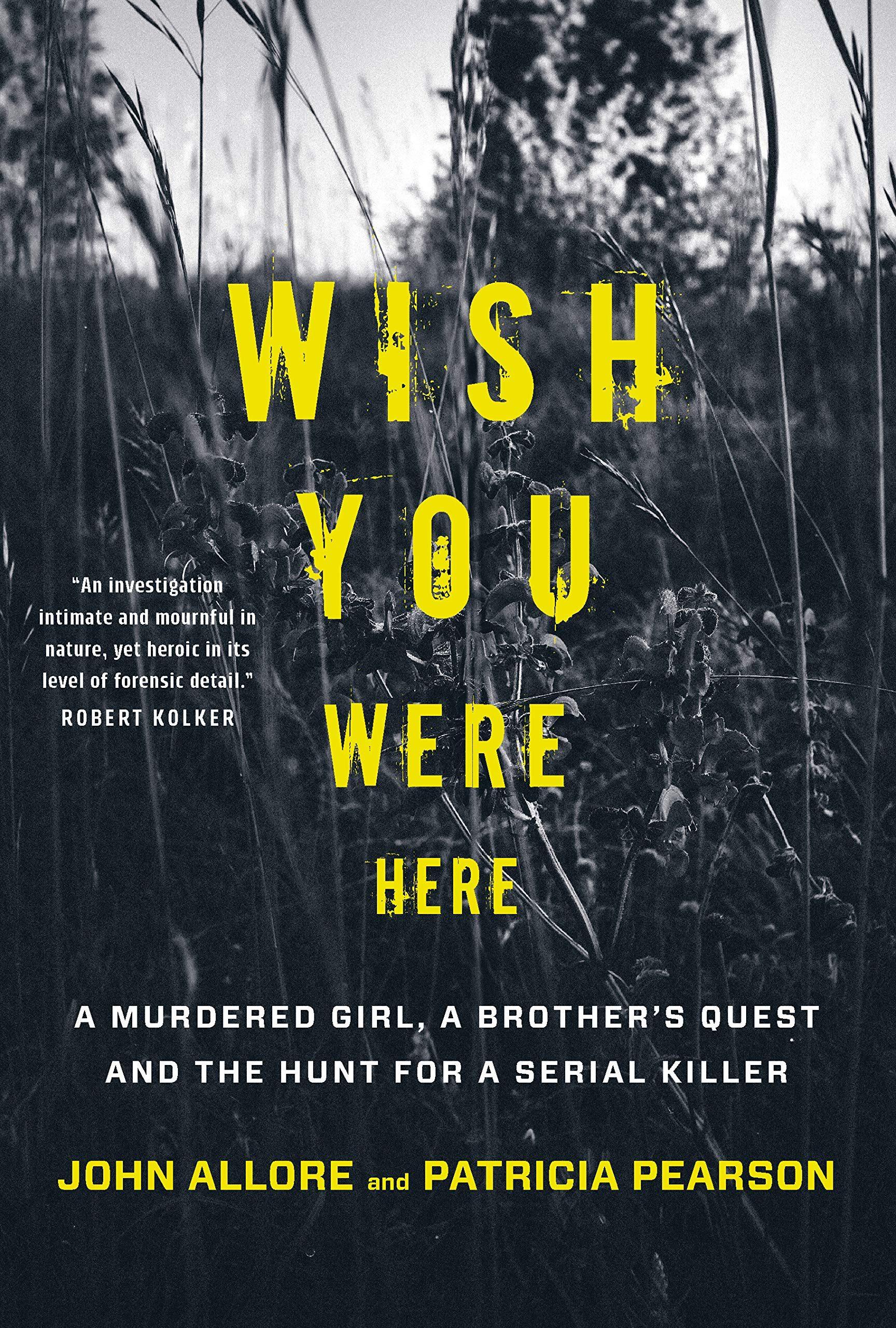 Wish You Were Here book