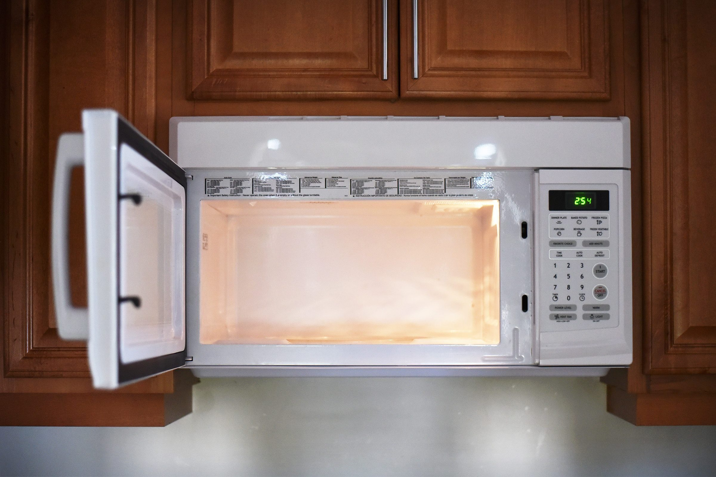 life of a microwave