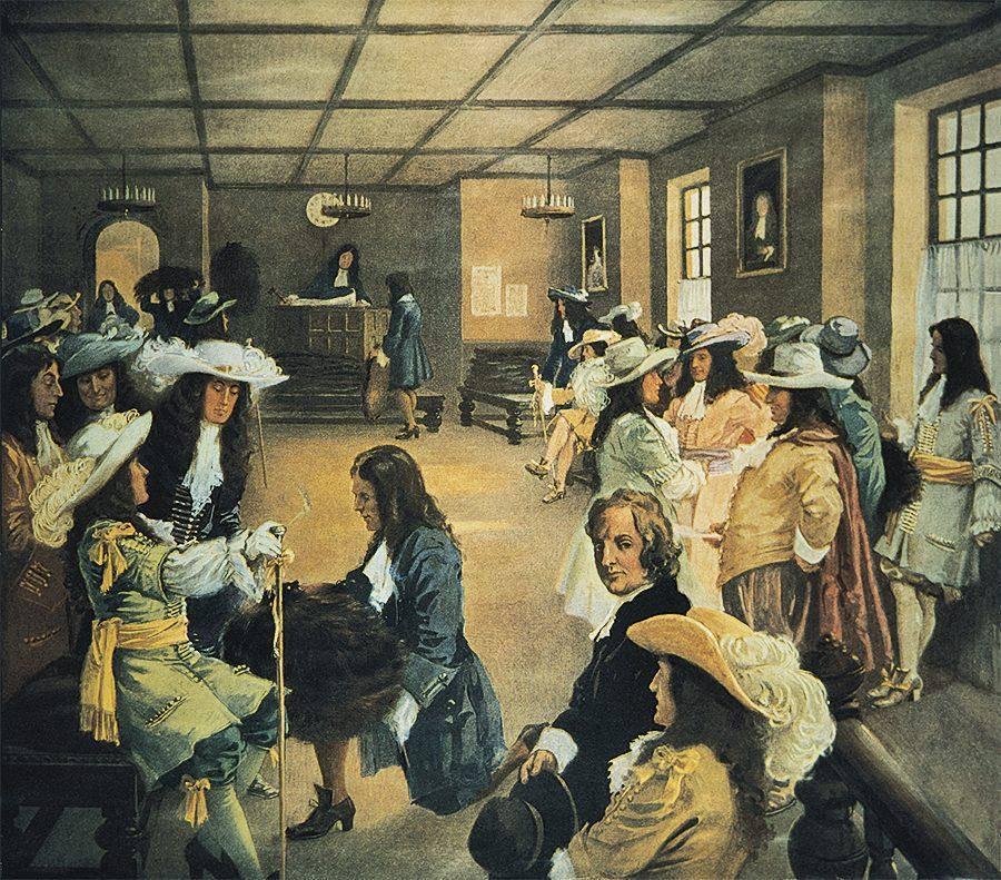 Painting Hudson's Bay Company history