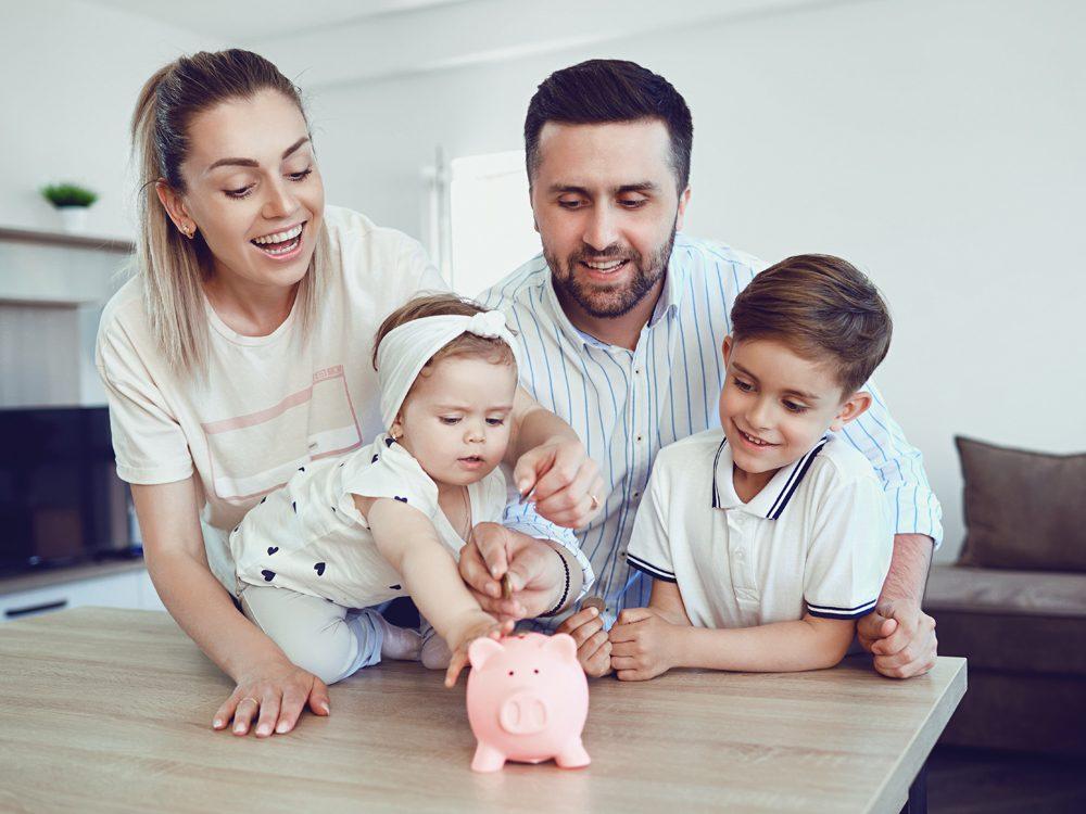 CPP - family savings