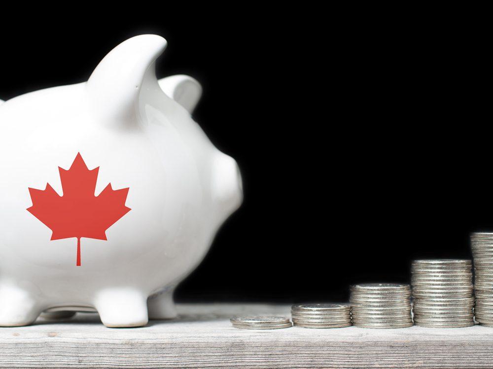 CPP - Canadian piggy bank