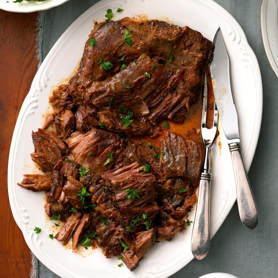 Flavourful Pot Roast