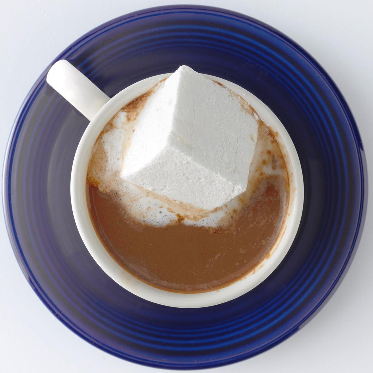 Dairy-Free Hot Chocolate