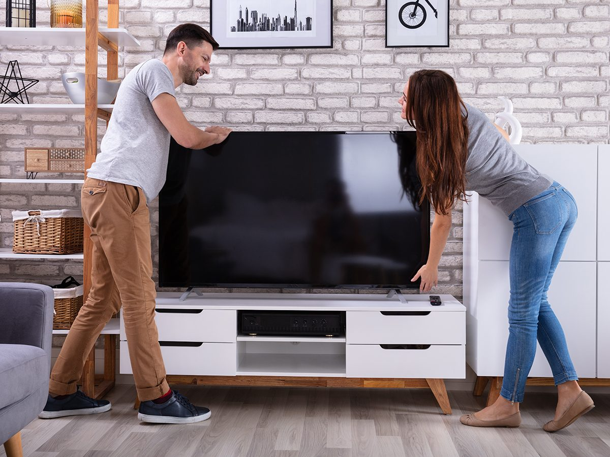 Home tech buying guide - buying a new TV