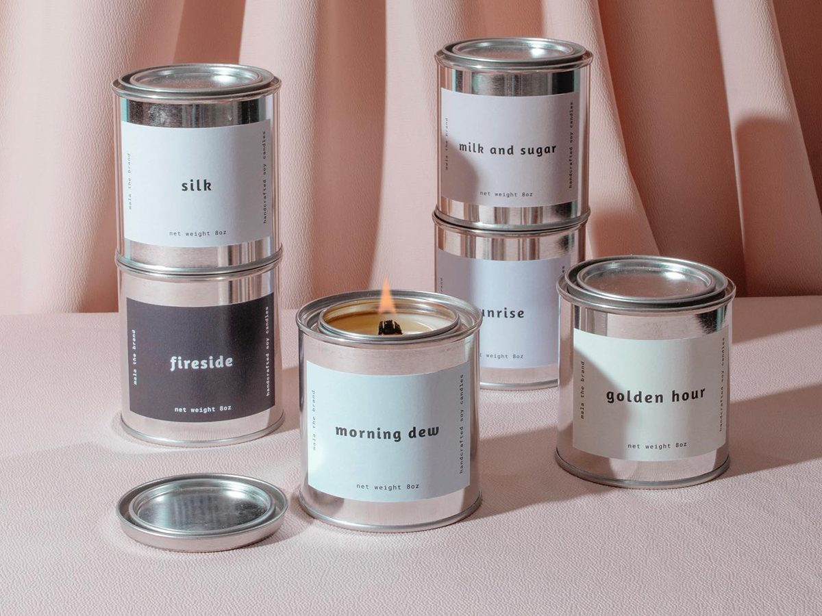 Mala the Brand candles