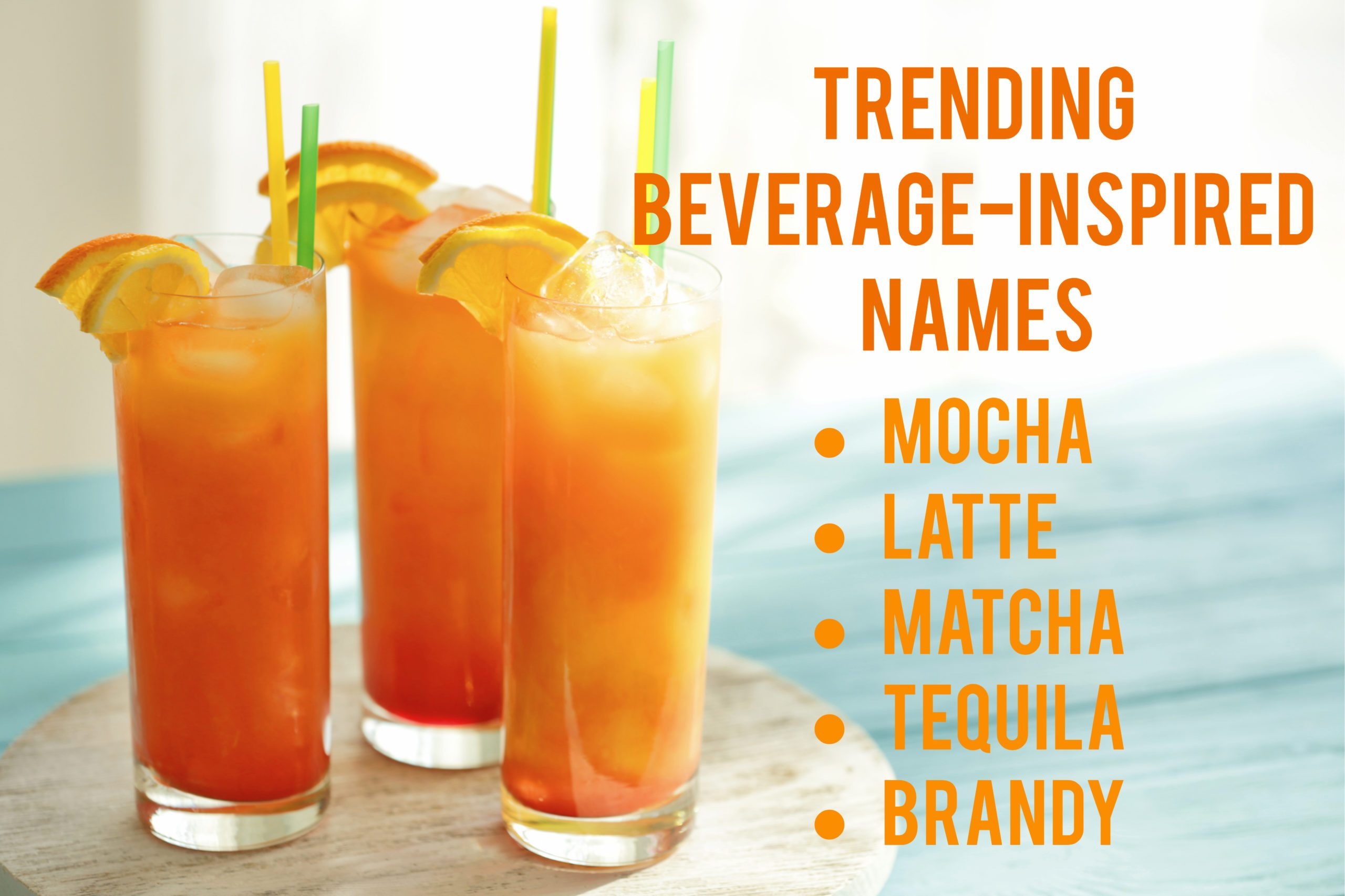 Most popular dog names in Canada 2020 - Top beverage-inspired names