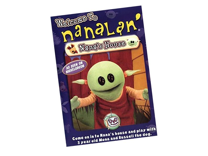 Old Canadian kids shows - Nanalan