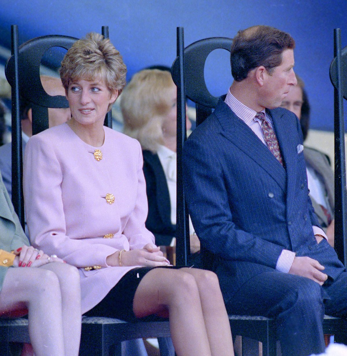 Royal tours of Canada - Princess Diana and Prince Charles in Ontario in 1991