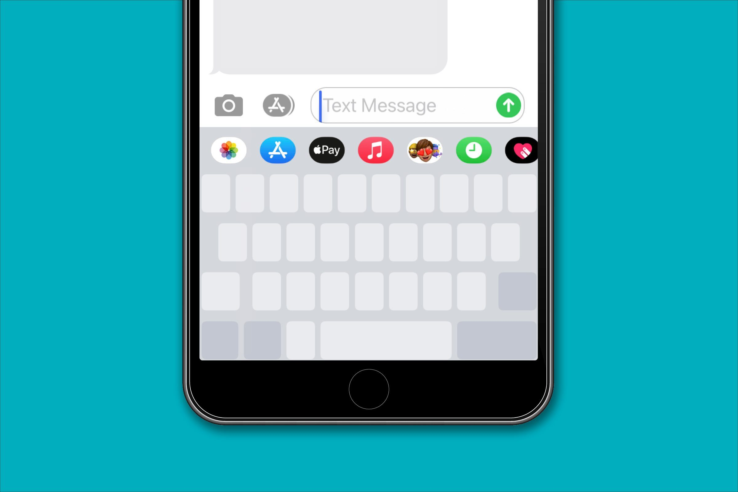 Make your iPhone keyboard function as a trackpad