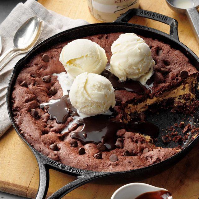 Giant buckeye cookie recipe