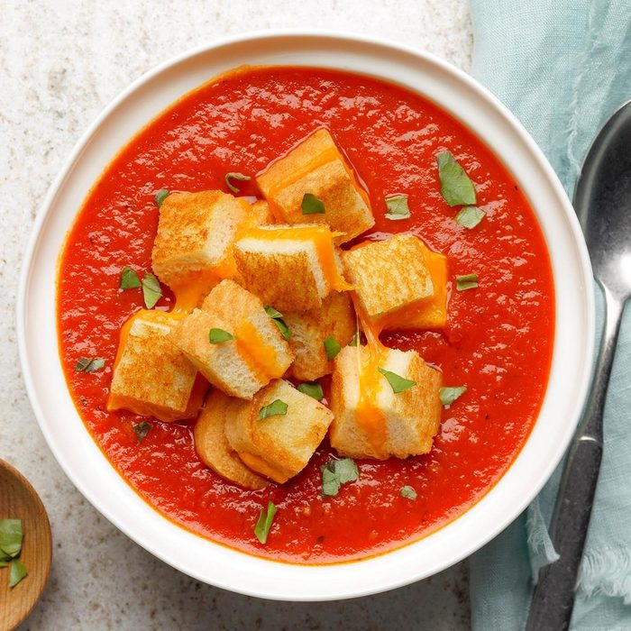 Satisfying Tomato Soup recipe