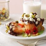 Slow-Cooker Spumoni Cake