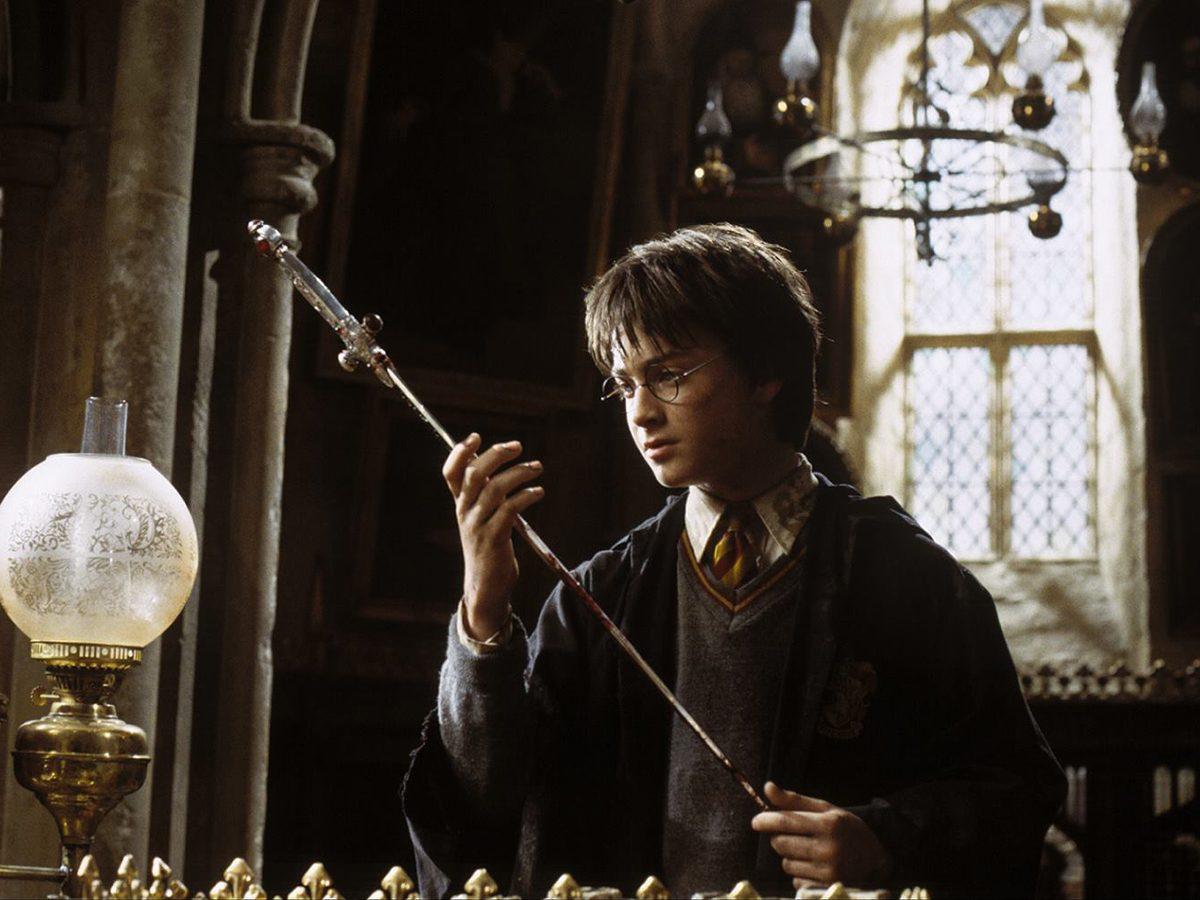 Best Harry Potter Movie - Chamber Of Secrets