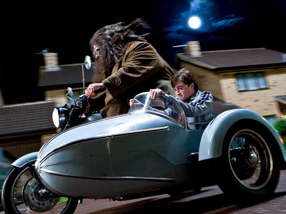 Best Harry Potter Movie - Deathly Hallows Part 1