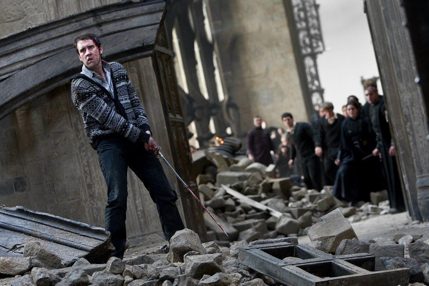 Best Harry Potter Movie - Deathly Hallows Part 2