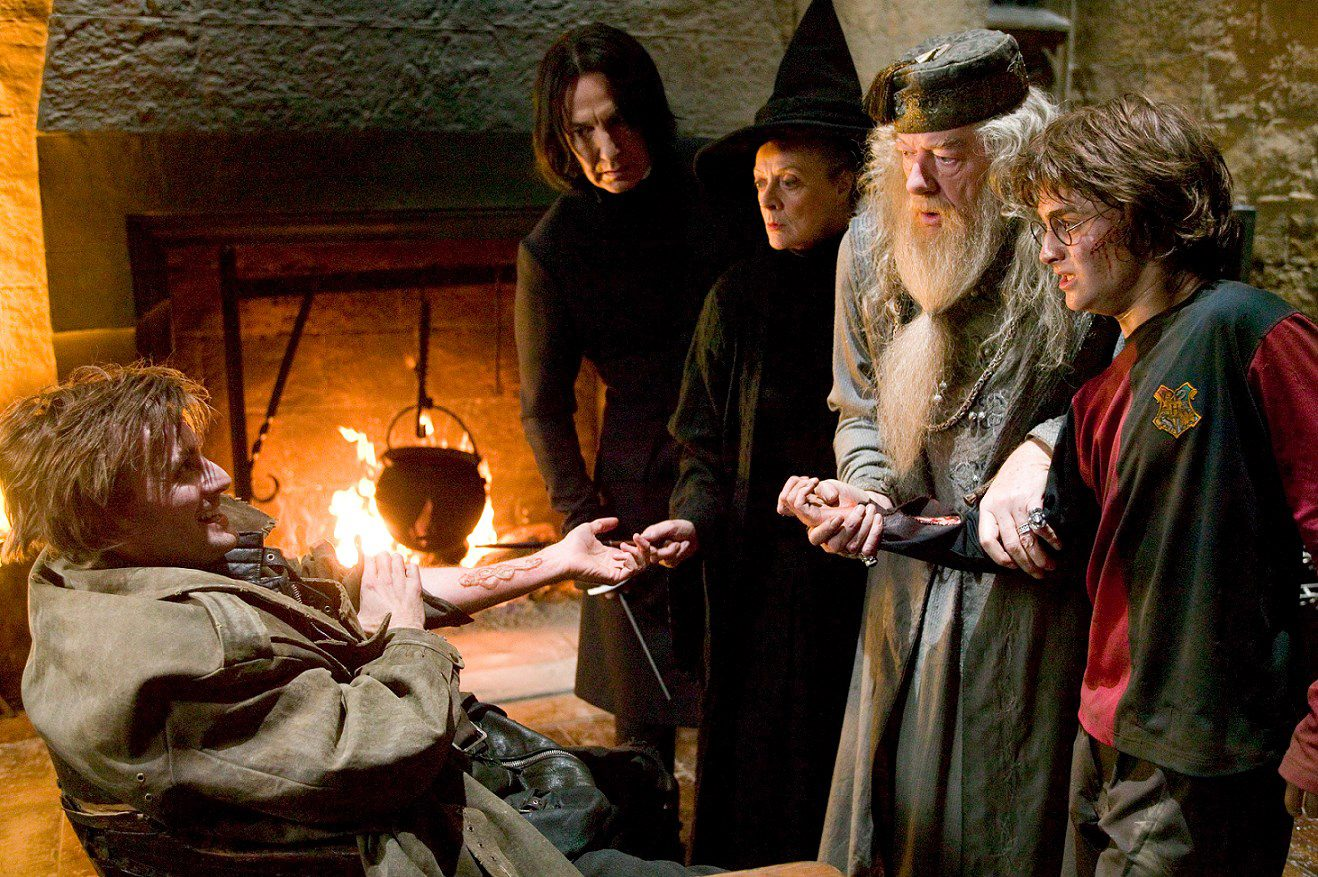 Best Harry Potter Movie - Goblet Of Fire